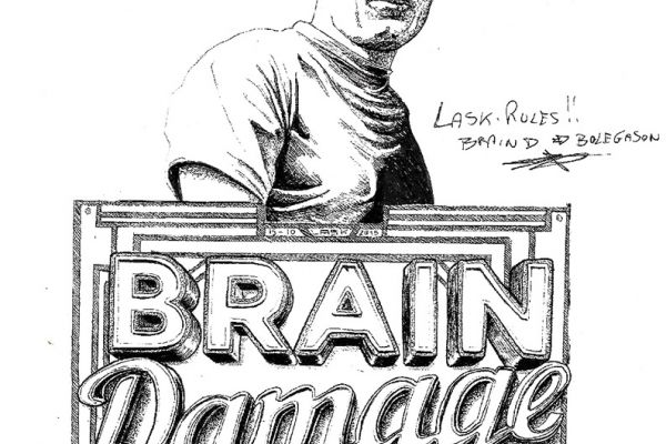 Brain Damage © Laska