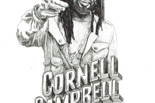 Cornell Campbell © Laska