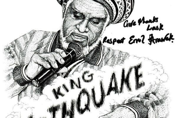 King Earthquake © Laska
